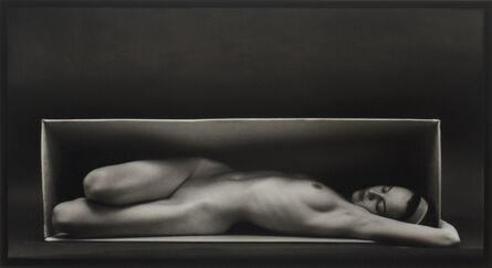 Ruth Bernhard, 'Nude in the Box', 1962