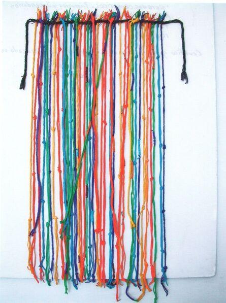 Alejandro Puente, 'Sistemas Cromáticos Primarios y Secundarios', 1971