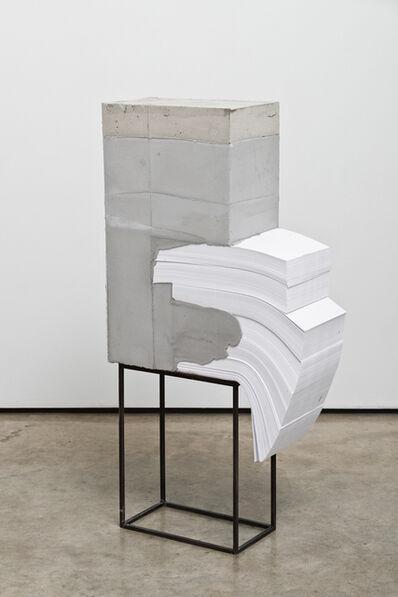 Lucas Simões, 'White Lies 4', 2017
