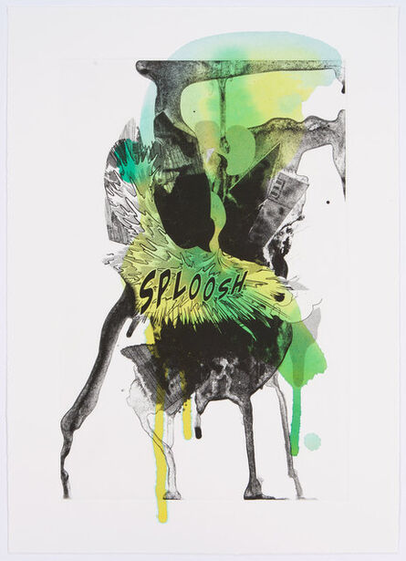 Christian Marclay, 'Sploosh', 2012