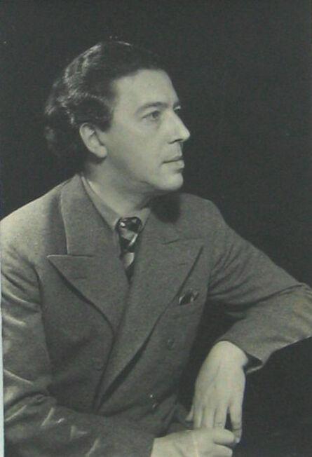Man Ray, 'Andre Breton', ca. 1930