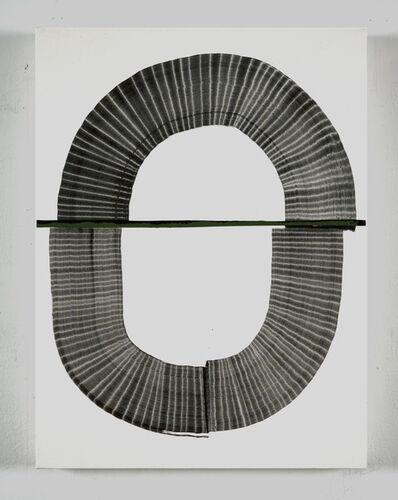 Juan Uslé, 'Desencuentro II', 2017