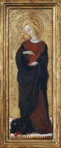 Sassetta, 'Saint Margaret', ca. 1435