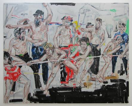 John Copeland, 'No One and Everyone ', 2015
