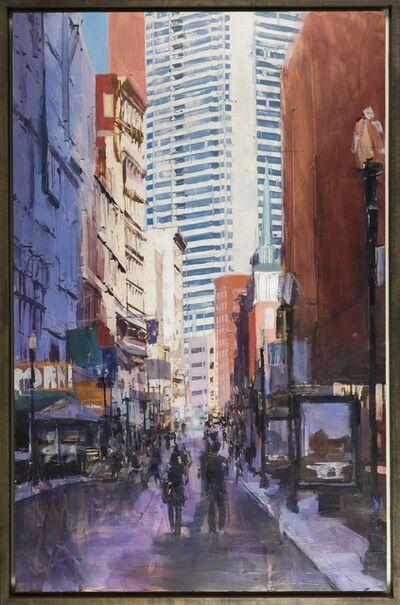 Sean Flood, 'Downtown Crossing', 2014