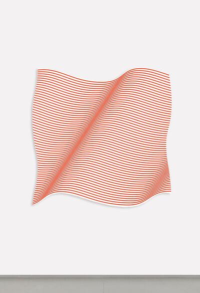 Philippe Decrauzat, 'Flag', 2015