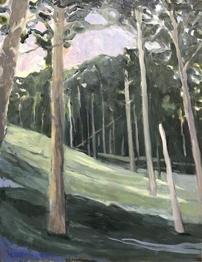 Addison Namnoum, 'Woods III', 2017