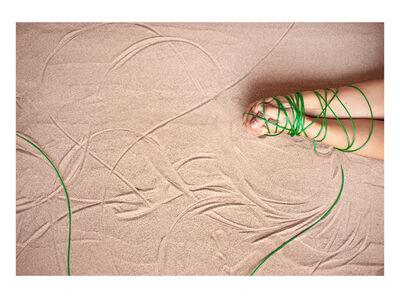 Sama Alshaibi, 'Sketch 13', 2010