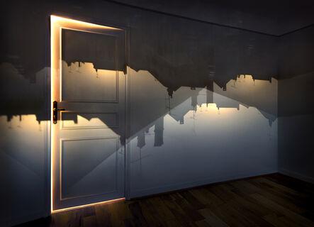 Marja Pirilä, 'In Strindberg's Rooms 34, - possible landscape III', 2017