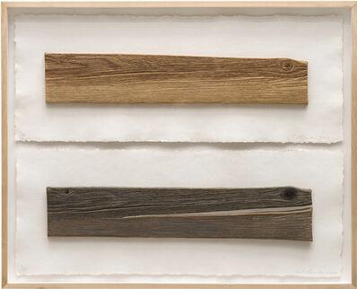 Ed Ruscha, 'New Wood, Old Wood', 2007