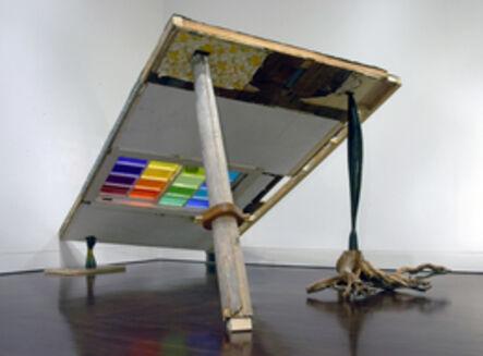 Matthew Day Jackson, 'Lean-to', 2007
