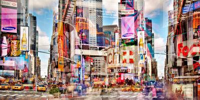 Nicolas Ruel, 'Seventh Avenue (New York, USA)', 2010