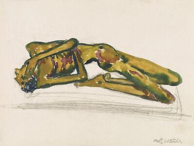 Fritz Wotruba, 'Sacrifice', 1933