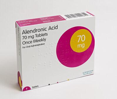 Damien Hirst, 'Alendronic Acid 70mg Tablets', 2014