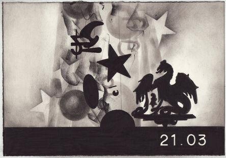 Marcel van Eeden, 'From the Series Sollmann Collection (VANEE17596)', 2010