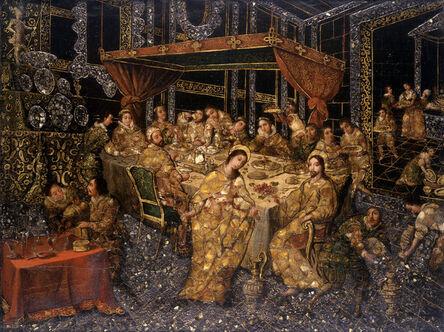 Nicolás Correa, 'The Wedding at Cana', 1693