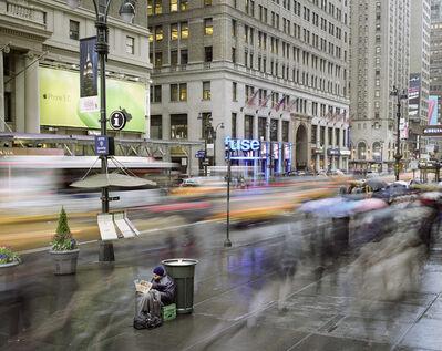 Martin Roemers, '7th Avenue, Manhattan, New York, USA', 2014