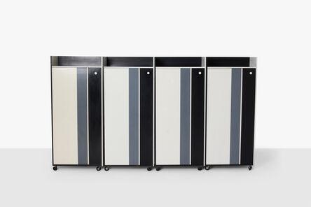 Gio Ponti, 'Cabinet Apta series by Gio Ponti', ca. 1970