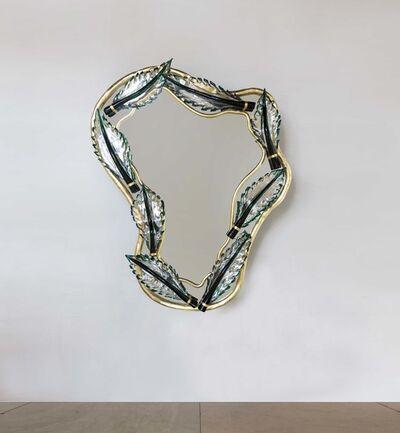 Mattia Bonetti, 'Mirror 'Flying Leaves'', 2020