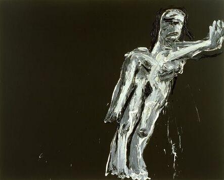 Karel Appel, 'Nude Figure', 1989