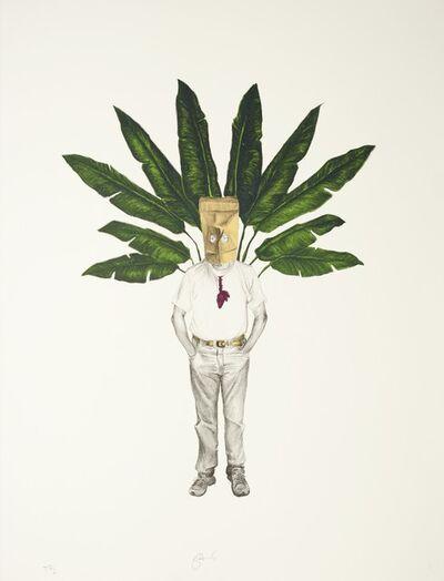 Sidney Amaral, 'My Brazilias Heart', 2012