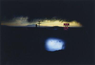 Ernst Haas, 'Western Skies Motel, Colorado, USA', 1978