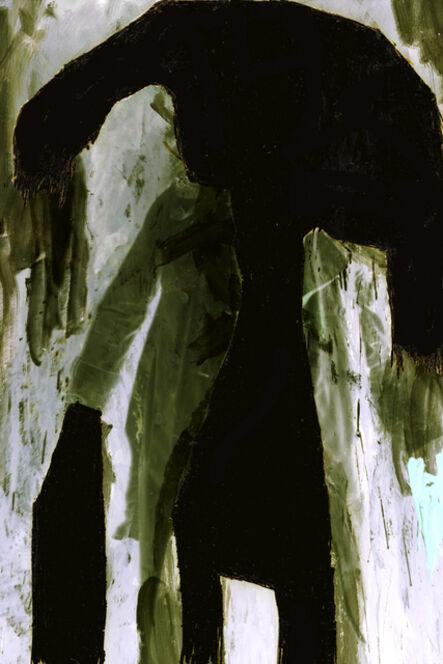 Thibault Hazelzet, 'Autoportrait recyclé #1', 2011