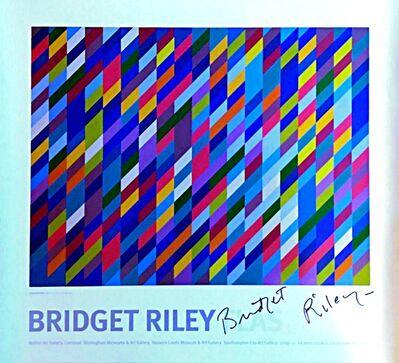 Bridget Riley, 'Bridget Riley Flashback (Hand Signed)', 2009