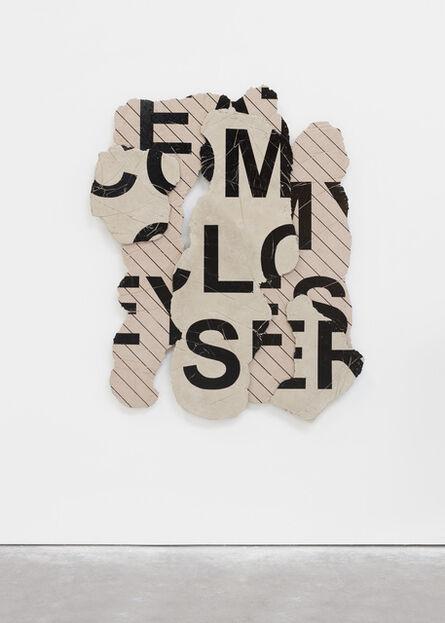 Ivan Argote, 'Come closer, eat my eyes', 2018