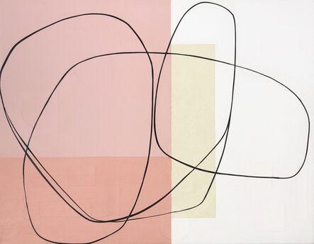 Maura Segal, 'Blush and White', 2019