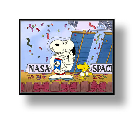 Peanuts, 'First Prize Again', 2019