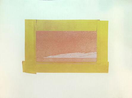 Howard Hodgkin, 'Indian Views – Plate H', 1971