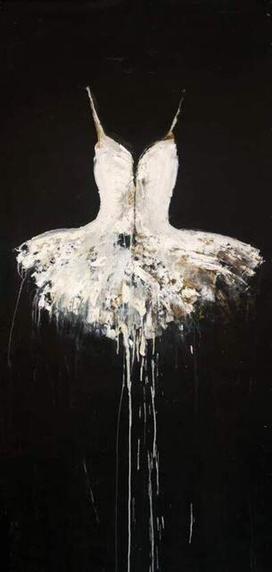 Ewa Bathelier, 'Little NYC dress', 2021