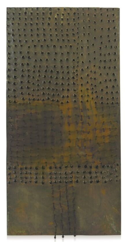 Mathias Goeritz, 'Mensaje', 1958