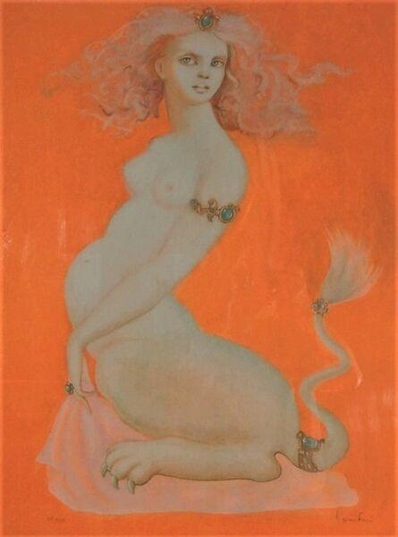Leonor Fini, ' Ileria', 1972