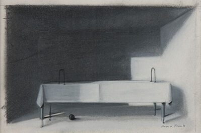 Enrico Pinardi, 'Table Game III - The Arches'