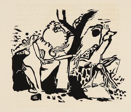 Wassily Kandinsky, 'Improvisation 4', 1911
