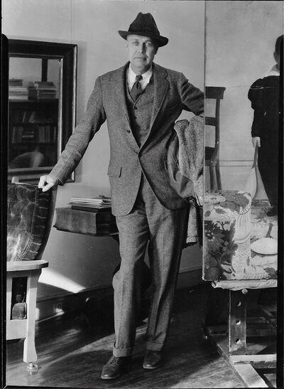 Louise Dahl-Wolfe, 'Edward Hopper', 1933