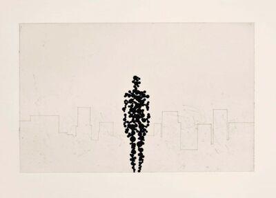 Antony Gormley, 'Standing Matter'