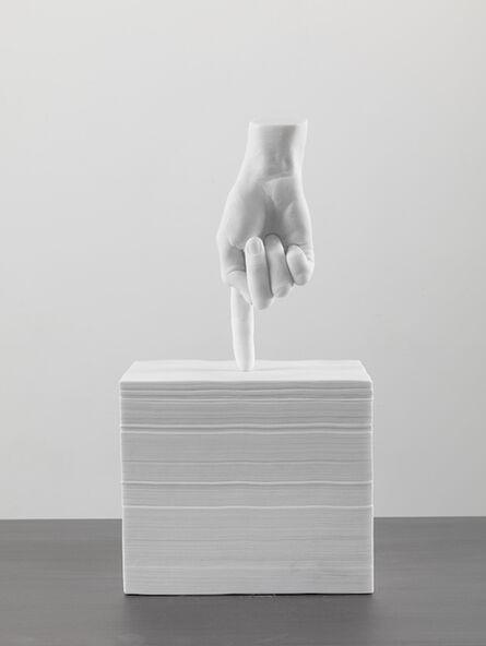 Marisa Albanese, 'Colpo Mancino II', 2014