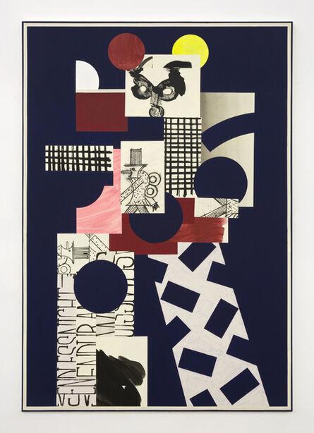 David Korty, 'Figure Construction #2', 2015