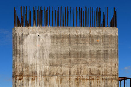 Stuart McCall, 'Port Mann Bridge: North Ramp Pillar', 2010
