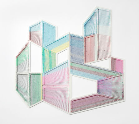 Adrian Esparza, 'Glass Structures 1', 2014