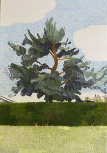 Per Adolfsen, 'The Big Tree in the Kindergarten', 2020