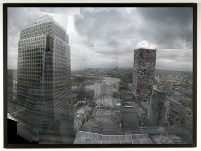 Kolkoz, 'Kolkoz Tower, London: Top floor HSBC Bank view', 2008