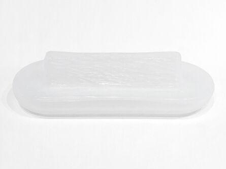 MIT Self-Assembly Lab + Christophe Guberan, 'Liquid-Printed Vessel', 2018
