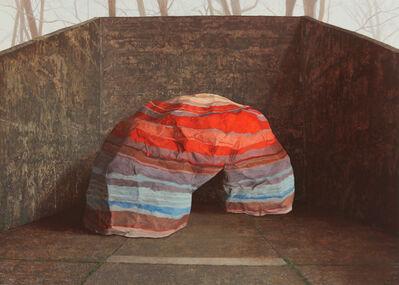 Alex Roulette, 'Backdrop'