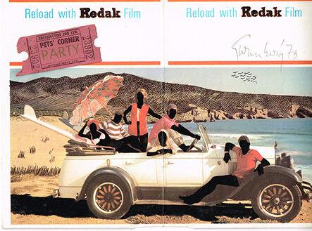 Felipe Ehrenberg, 'Reload with Redak', 1973