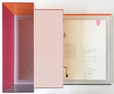 Gê Orthof, 'Pennsylvania blind drawings: exit 262', 2016