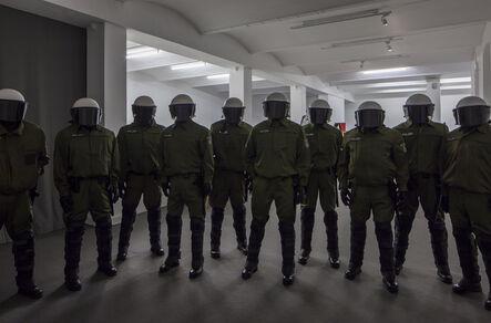 Julius von Bismarck, 'Polizei', 2015